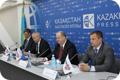 The DPD company has carried out the press conference in Kazakhstan