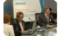"Press conference ""Results of the ADVANCE Research Presentation"""
