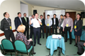 Weber-Vetonit, a Saint Gobain company, conducts a conference for distributors