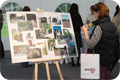 "The opening of the photo exhibition ""The Main Botanic Garden n.a. N.V.Tsitsin: Yesterday, Today and Tomorrow""."