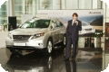 NEW LEXUS RX450H: NOW IN RUSSIA!