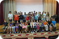 «The unique children's film club» presented a holiday to the children