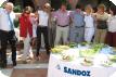 Corporate trip to Greece for Sandoz